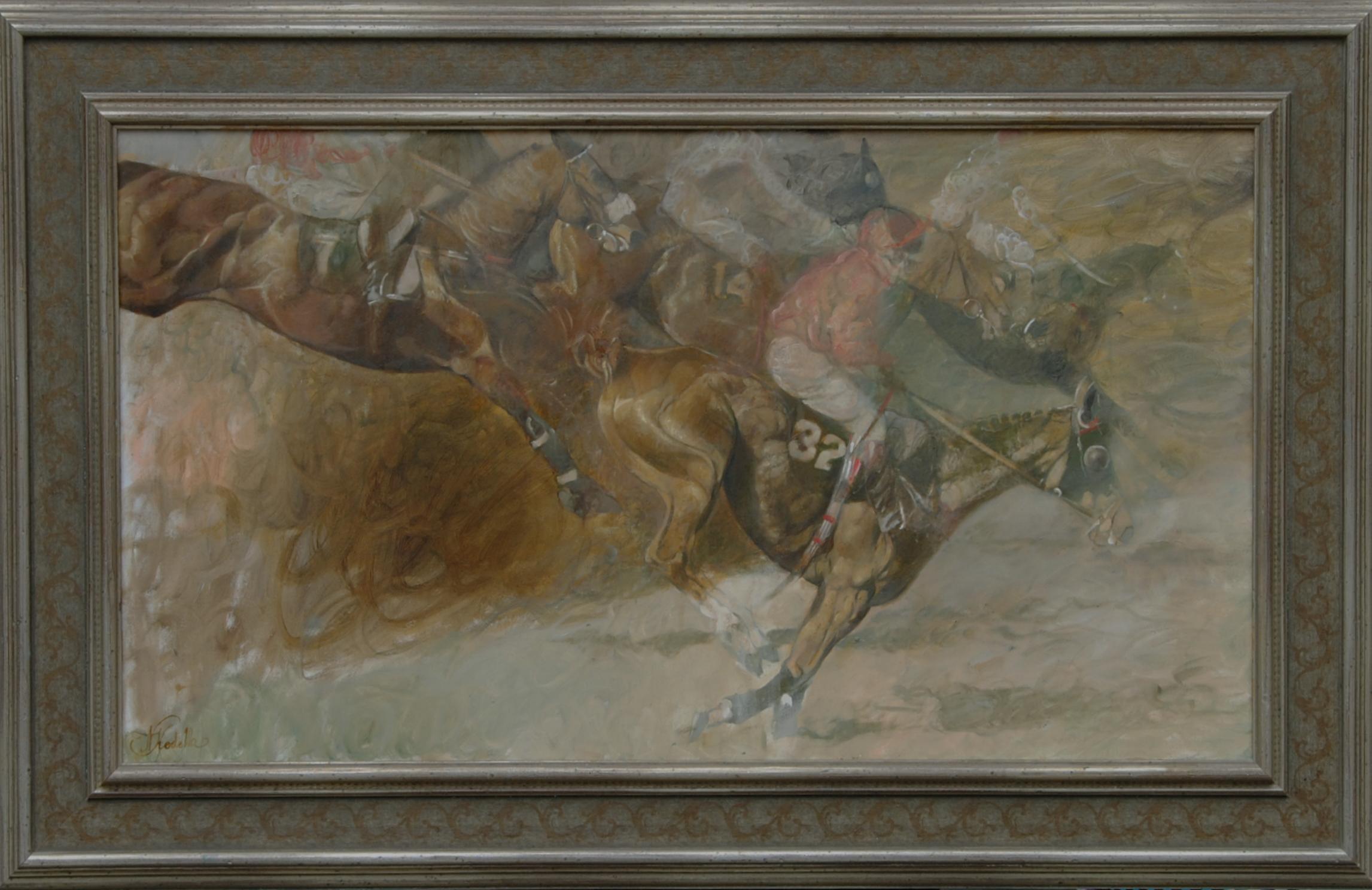 The Great Race by Natasha Kodela