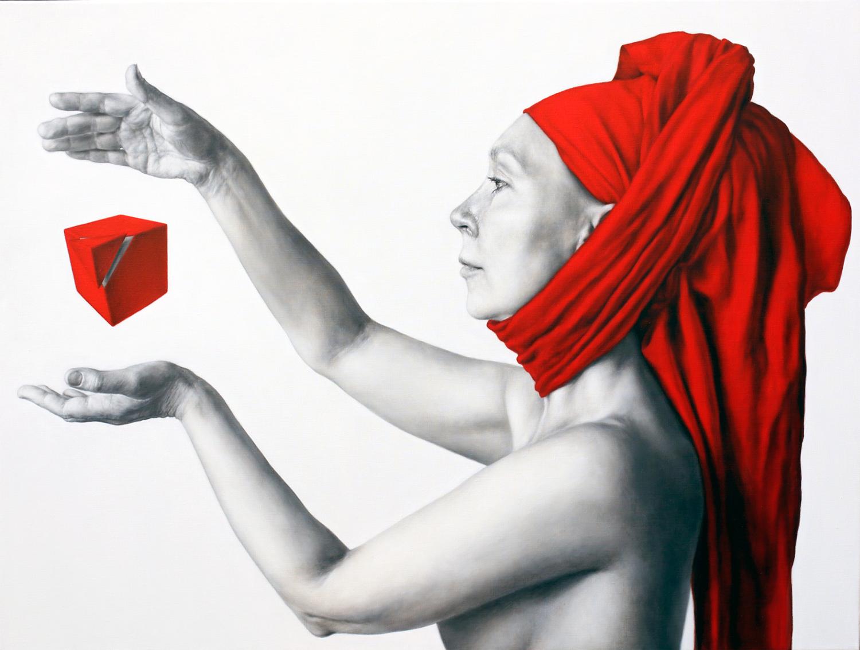Shard of Time by Arina Gordienko