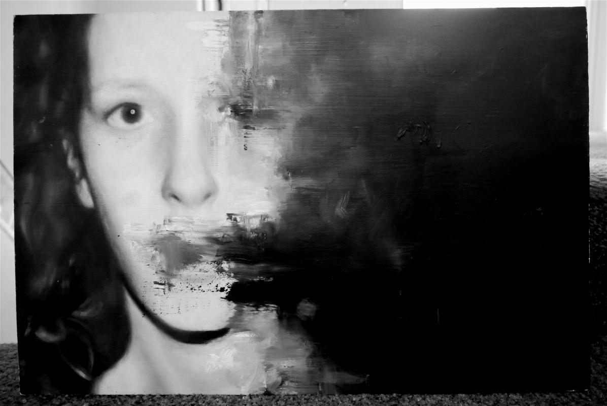 Amy Rogers, Untitled (Self Portrait)