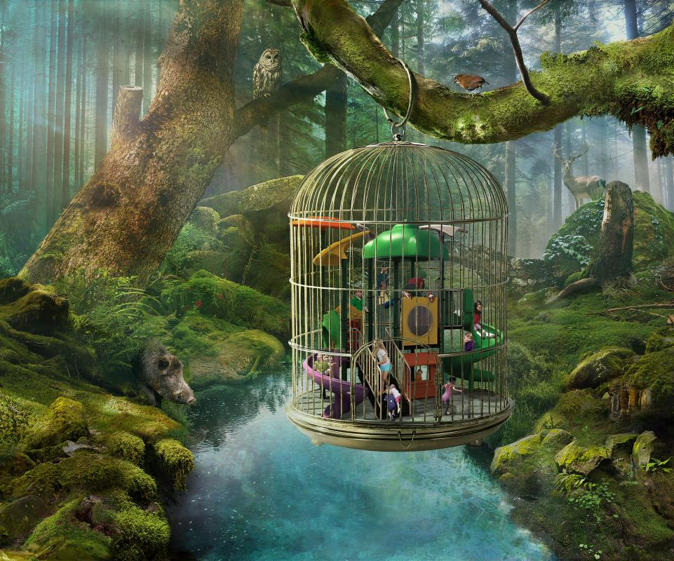 Barbara Nati, Cages of tranquillity