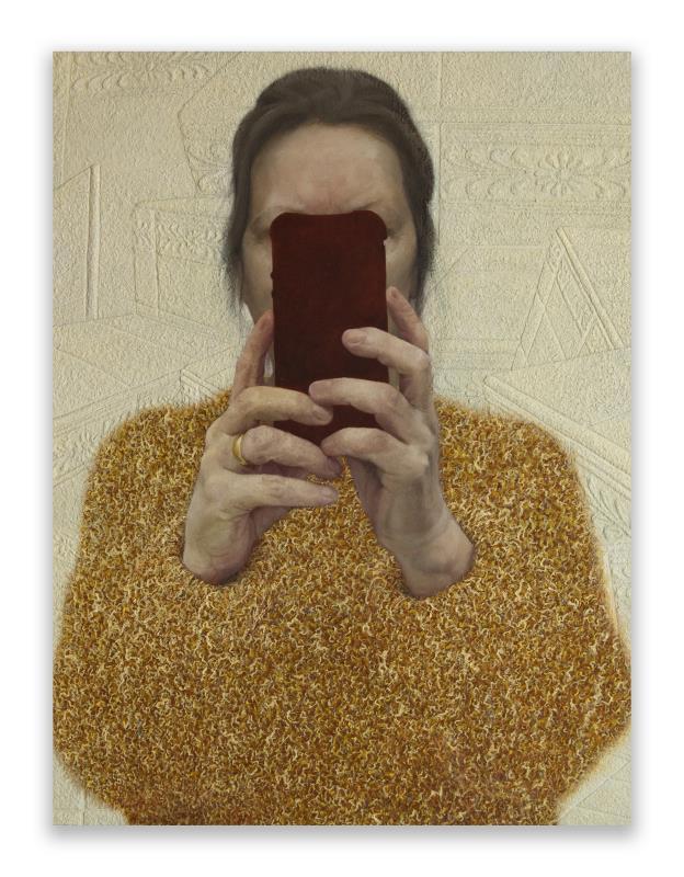 Ilsa Brittain, Self Portrait