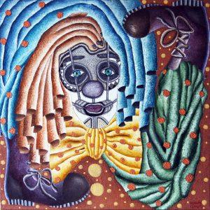 The Clown by Ronnie Jiang