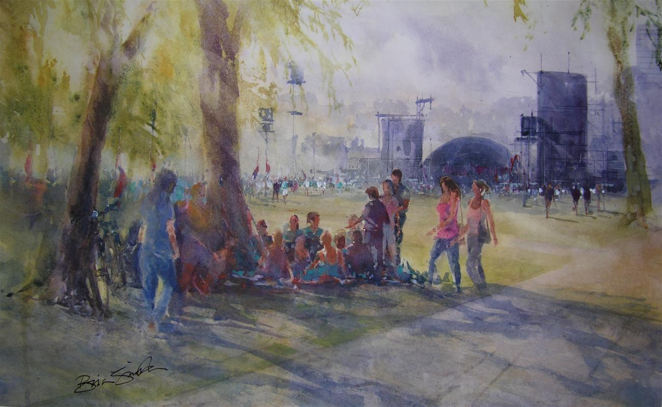 Brian Smith, Meeting Point