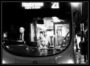 David Kernek, Eyes on the road