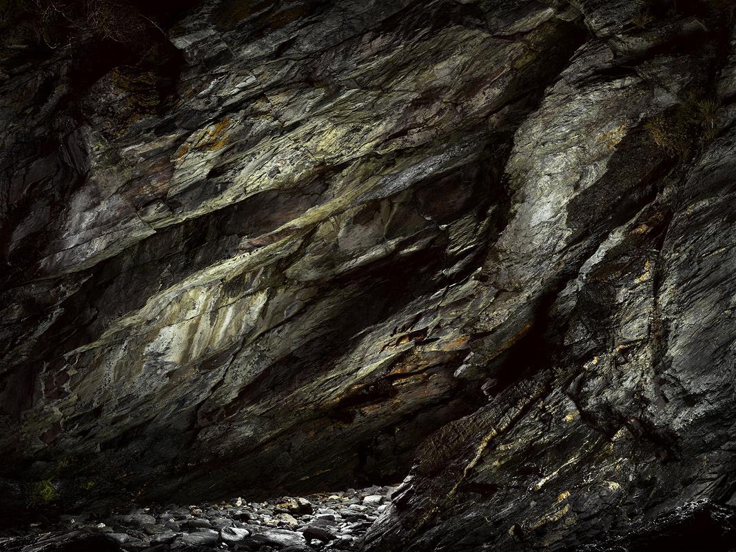 Samye Asher Hatfield, Prussia Cave